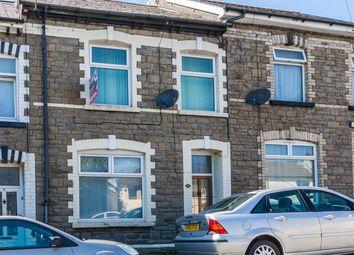 Thumbnail 3 bed terraced house for sale in John Street, Pontypool