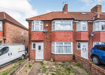 Thumbnail 3 bed end terrace house for sale in Pears Road, Hounslow