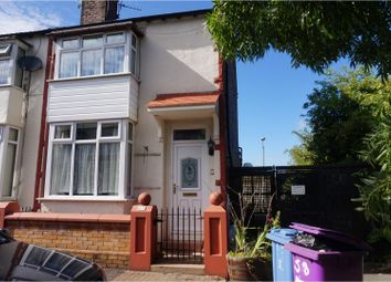 Thumbnail 2 bedroom end terrace house to rent in Lindale Road, Liverpool