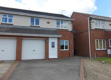 Thumbnail 3 bed property to rent in Harrier Close, Hartlepool