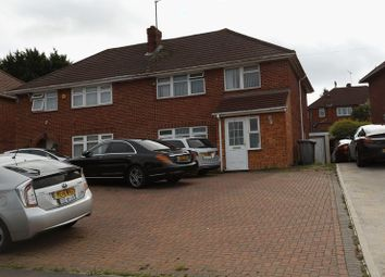 Thumbnail 3 bed semi-detached house to rent in Whitley Wood Road, Reading