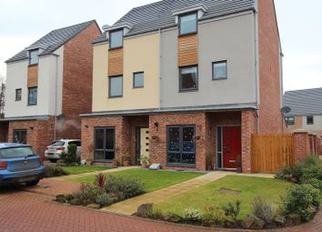 Thumbnail 4 bed semi-detached house for sale in Twizell Burn, Houghton Le Spring