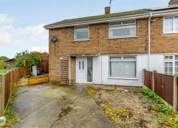 Thumbnail 3 bed semi-detached house for sale in Breck Bank Crescent, New Ollerton, Newark