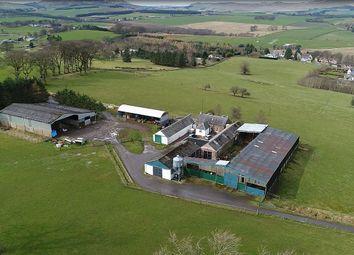 Thumbnail 2 bed farmhouse for sale in Romanno Bridge, West Linton