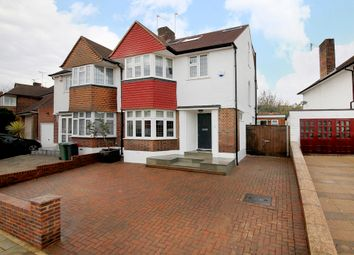 Thumbnail 4 bed semi-detached house for sale in Acland Crescent, Denmark Hill