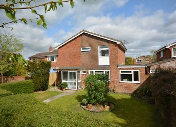 Thumbnail 3 bed detached house for sale in Wessex Way, Grove, Wantage