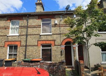 Thumbnail 2 bed terraced house for sale in Howbury Street, Bedford