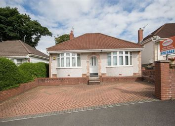 Thumbnail 2 bed detached bungalow for sale in Quarry Road, Treboeth, Swansea