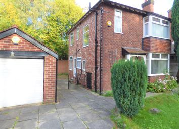 Thumbnail 3 bed detached house for sale in Kennerley Road, Stockport