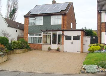 Thumbnail 3 bed detached house for sale in Littleheath Lane, Bromsgrove