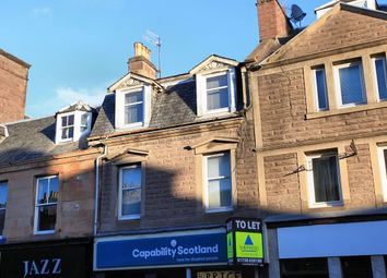 Thumbnail 3 bed maisonette for sale in High Street, Crieff