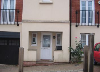 Thumbnail 4 bed detached house to rent in Bartholowmew Square, Bristol