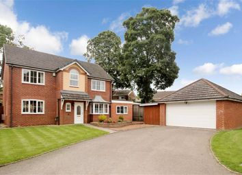 Thumbnail 5 bed detached house for sale in Park Issa Gardens, Whittington, Oswestry