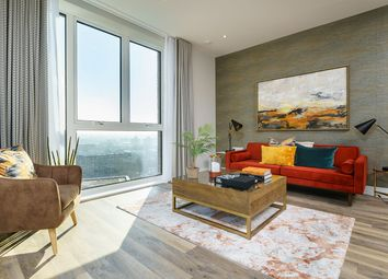 """Thumbnail 2 bedroom flat for sale in """"Voyager House Type J Third Floor"""" at York Road, London"""