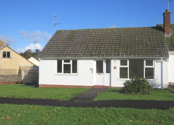 Thumbnail 2 bedroom semi-detached bungalow for sale in Westford Close, Wellington