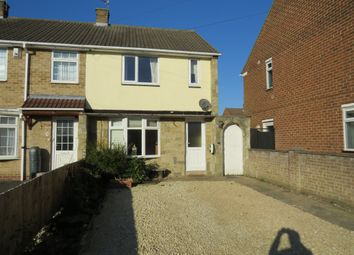 Thumbnail 2 bedroom semi-detached house for sale in Moor Drive, Alvaston, Derby