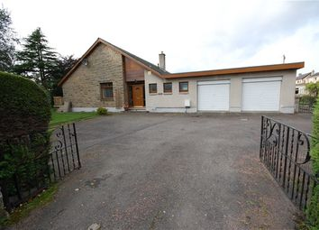 Thumbnail 3 bed detached bungalow for sale in Mayne Road, Elgin