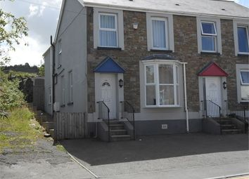 Thumbnail 2 bed semi-detached house to rent in Pentrechwyth Road, Pentrechwyth, Swansea