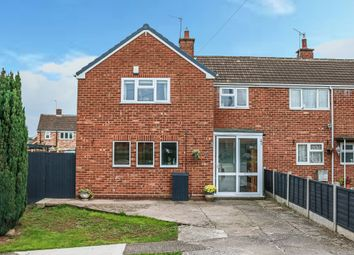 Thumbnail 3 bed end terrace house for sale in Catherine Close, Charford, Bromsgrove
