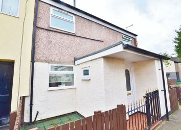 Thumbnail 2 bed terraced house for sale in Hampson Close, Eccles, Manchester