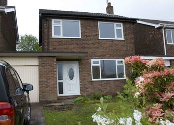 Thumbnail 3 bedroom link-detached house to rent in Pennine Road, Glossop