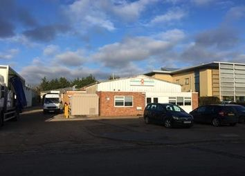 Thumbnail Light industrial to let in Unit 1 Western House, Western Way, Bury St. Edmunds