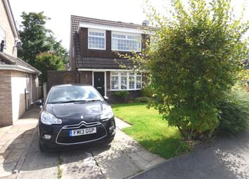 Thumbnail 3 bed semi-detached house to rent in Birchinall Close, Macclesfield