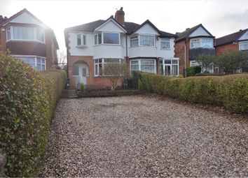 Thumbnail 3 bedroom semi-detached house for sale in Cofton Road, Birmingham