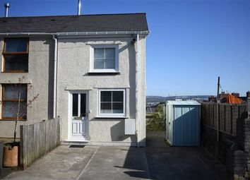 Thumbnail 1 bed end terrace house for sale in John Street, Mumbles, Swansea