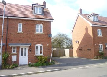 Thumbnail 3 bed semi-detached house to rent in Discovery Close, Coalville