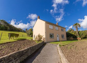 Thumbnail 5 bed equestrian property for sale in Goonhavern, Truro, Cornwall