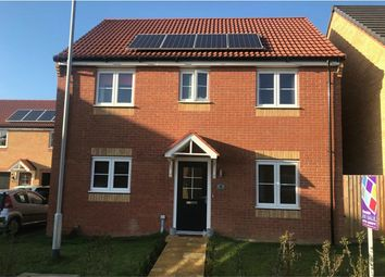 Thumbnail 4 bed detached house for sale in Witham Crescent, Bourne, Lincolnshire