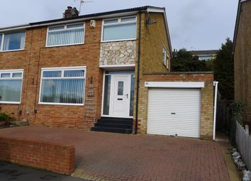 Thumbnail 3 bedroom semi-detached house to rent in Seymour Crescent, Eaglescliffe, Stockton-On-Tees