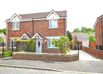 Thumbnail 2 bedroom semi-detached house for sale in Braydon Drive, North Shields