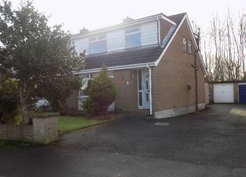 Thumbnail 3 bedroom semi-detached house to rent in Thornleigh Park, Ballinderry Upper, Lisburn