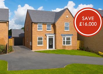 """Thumbnail 4 bed detached house for sale in """"Holden"""" at Yafforth Road, Northallerton"""