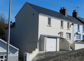 Thumbnail 3 bed semi-detached house for sale in Millbank, Haverfordwest, Pembrokeshire