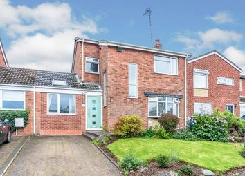 3 bed link-detached house for sale in Church Way, Longdon, Rugeley, Staffordshire WS15