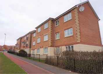 Thumbnail 2 bed flat for sale in Silverbirch Road, Hartlepool