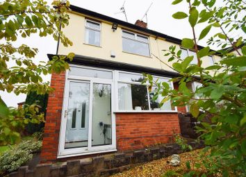 Thumbnail 3 bed semi-detached house for sale in Abbotts Drive, Sneyd Green, Stoke-On-Trent