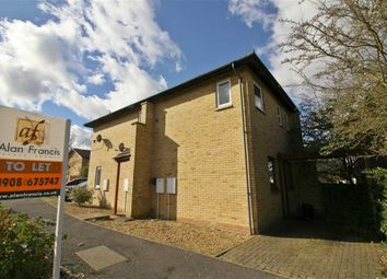 Thumbnail 2 bedroom flat to rent in Hambleton Grove, Emerson Valley, Milton Keynes