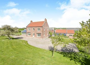 Thumbnail 5 bedroom detached house for sale in Seamer, North Yorkshire