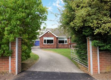 Thumbnail 3 bed semi-detached bungalow for sale in Tetney Lane, Holton Le Clay, Grimsby