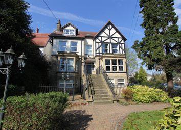 Thumbnail 1 bed flat to rent in Park Lane, Roundhay, Leeds