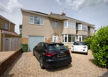 Thumbnail 4 bed semi-detached house for sale in Bromley Drive, Bristol