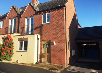 Thumbnail 3 bed semi-detached house to rent in Waverley Street, Worcester