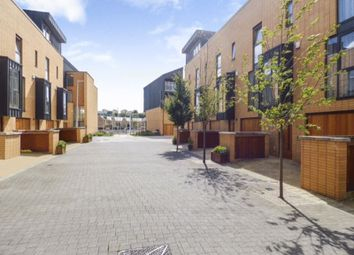 Thumbnail 4 bed town house for sale in Francis Street, Cardiff
