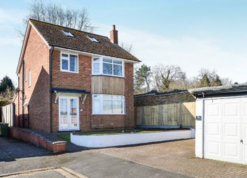 Thumbnail 4 bed detached house for sale in Tennyson Avenue, Rugby