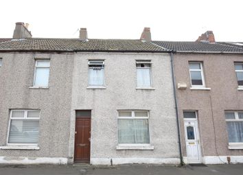Thumbnail 3 bed terraced house for sale in Queen Street, Avonmouth, Bristol