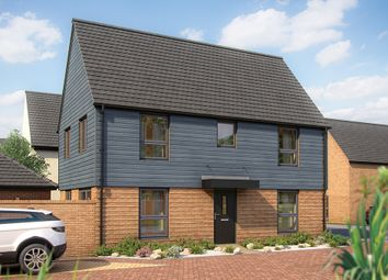 "Thumbnail 3 bed semi-detached house for sale in ""The Spruce II"" at Wavendon, Milton Keynes"